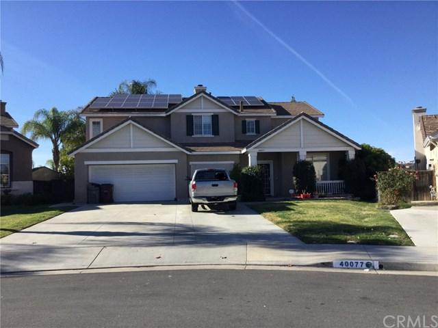 40077 Cascada Street, Murrieta, CA 92563 (#SW18012426) :: California Realty Experts