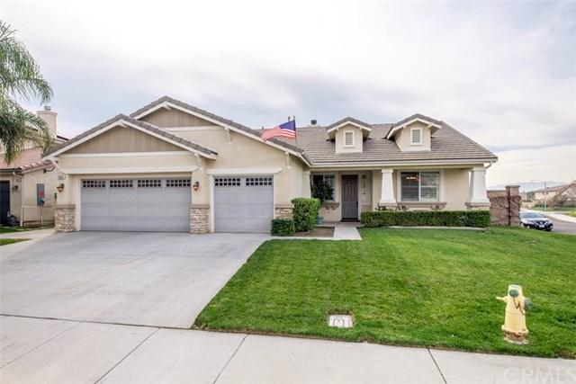 13311 Heather Lee Street, Eastvale, CA 92880 (#TR18012939) :: Bauhaus Realty