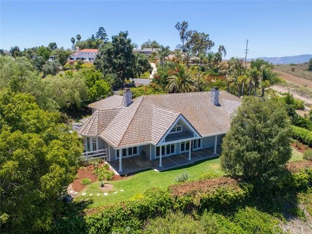234 White Horse Lane, Fallbrook, CA 92028 (#SW18013902) :: The Marelly Group | Realty One Group