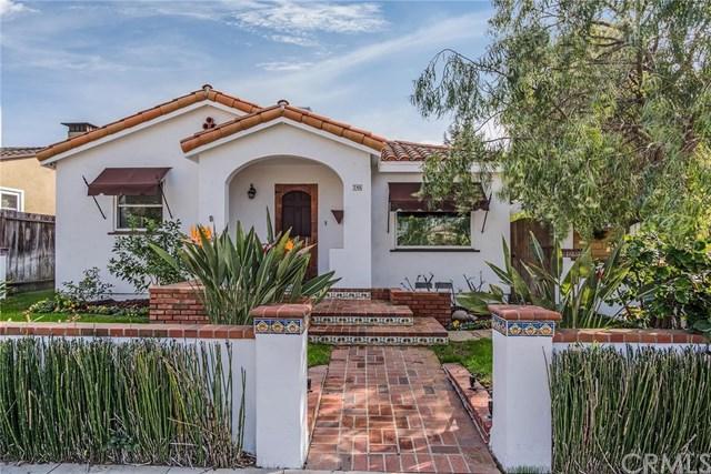 246 Claremont Avenue, Long Beach, CA 90803 (#PW18013900) :: Kato Group