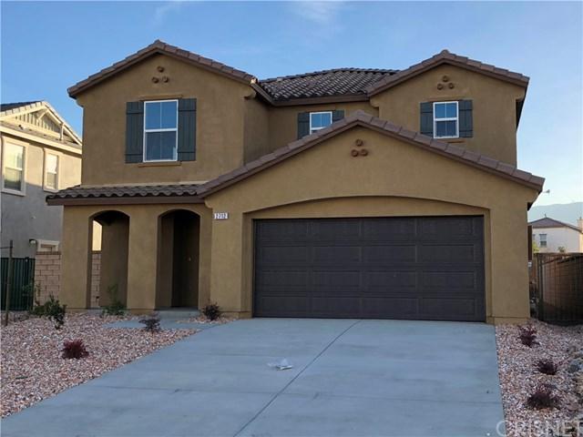 2712 Goldenrain Way, Palmdale, CA 92551 (#SR18013855) :: Allison James Estates and Homes