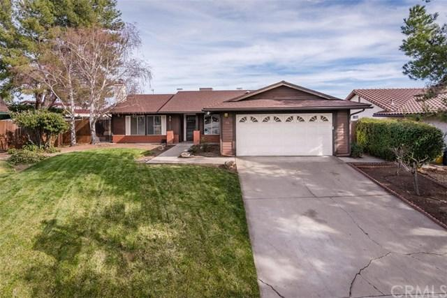 316 Clydesdale Circle, Paso Robles, CA 93446 (#SP18002954) :: Nest Central Coast