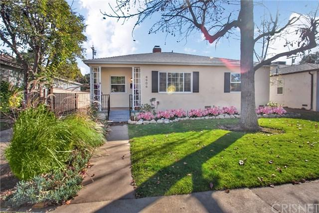 4906 Vista Del Monte Avenue, Sherman Oaks, CA 91403 (#SR18014917) :: The Brad Korb Real Estate Group