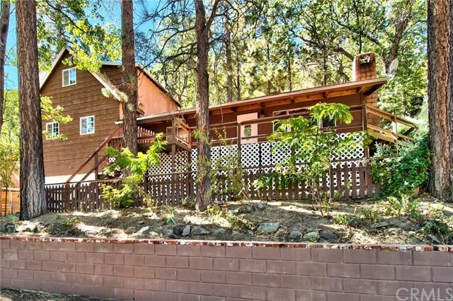 667 Oriole Road, Wrightwood, CA 92397 (#CV18015268) :: The Laffins Real Estate Team