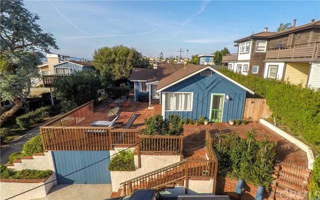 909 17th Street, Hermosa Beach, CA 90254 (#SB18014958) :: RE/MAX Masters