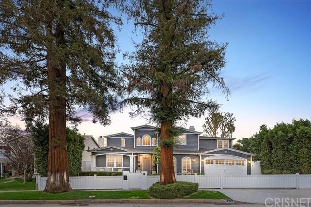 4142 Benedict Canyon Drive, Sherman Oaks, CA 91423 (#SR18005037) :: The Brad Korb Real Estate Group