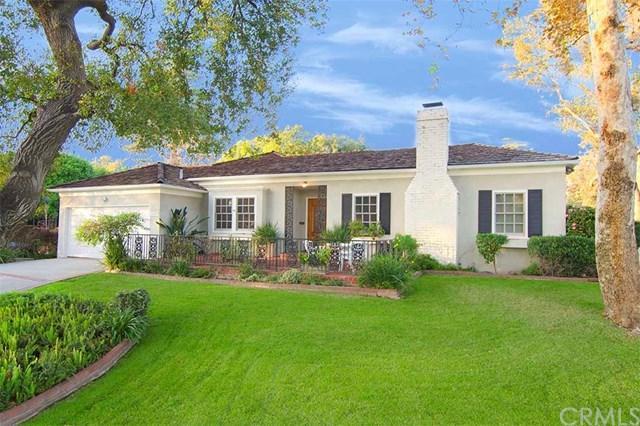 3597 Yorkshire Road, Pasadena, CA 91107 (#AR18011754) :: The Brad Korb Real Estate Group