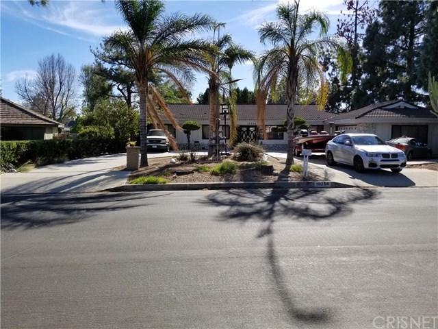 19254 Superior Street, Northridge, CA 91324 (#SR18015671) :: The Brad Korb Real Estate Group