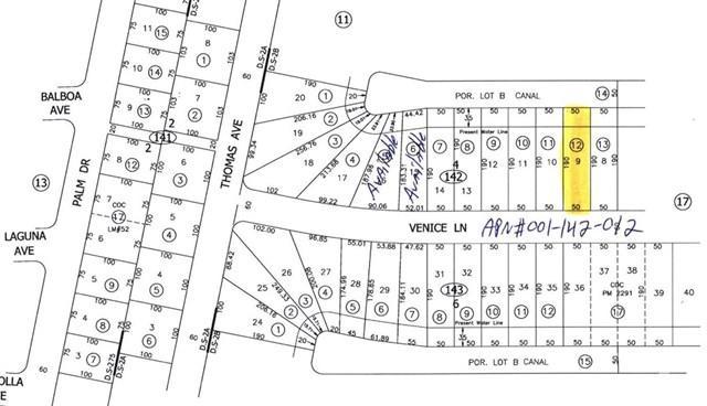 122 Venice (Water Front) Lane, Desert Shores, CA 92274 (#218002674DA) :: RE/MAX Masters