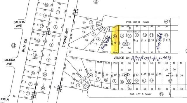 110 Venice (Water Front) Lane, Desert Shores, CA 92274 (#218002676DA) :: Kristi Roberts Group, Inc.