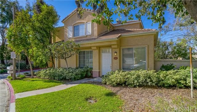 27945 Crown Court Circle #112, Valencia, CA 91354 (#SR18015724) :: The Brad Korb Real Estate Group