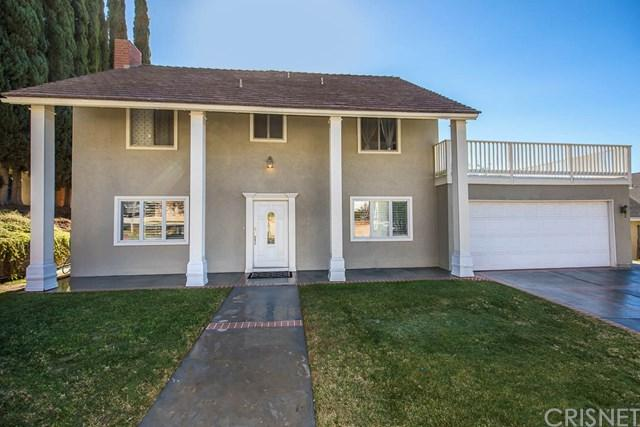 16724 Bainbury Street, Canyon Country, CA 91387 (#SR18016319) :: The Brad Korb Real Estate Group