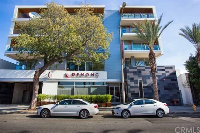 482 S Arroyo #310, Pasadena, CA 91105 (#WS18016374) :: The Brad Korb Real Estate Group