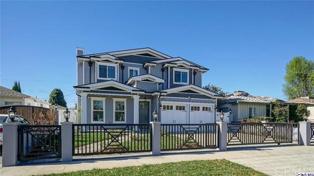 5315 Willis Avenue, Sherman Oaks, CA 91411 (#318000257) :: The Brad Korb Real Estate Group
