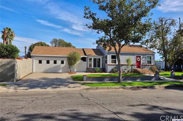 1700 N Lima Street, Burbank, CA 91505 (#318000293) :: The Brad Korb Real Estate Group