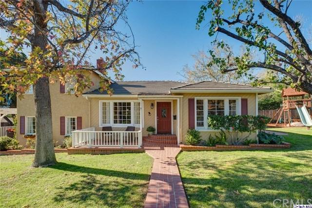 4545 Dyer Street, La Crescenta, CA 91214 (#318000115) :: The Brad Korb Real Estate Group
