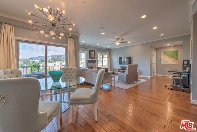 1410 N Curson Avenue #404, Los Angeles (City), CA 90046 (#18305658) :: Bauhaus Realty