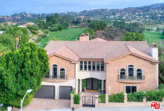 4210 Nogales Drive, Tarzana, CA 91356 (#18305778) :: The Brad Korb Real Estate Group
