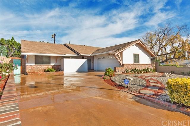 16951 Citronia Street, Northridge, CA 91343 (#SR18016693) :: The Brad Korb Real Estate Group
