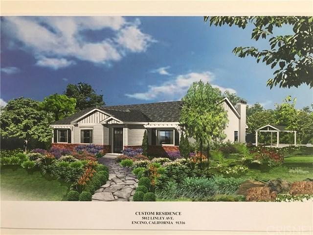 5812 Lindley Ave, Encino, CA 91316 (#SR18016652) :: The Brad Korb Real Estate Group