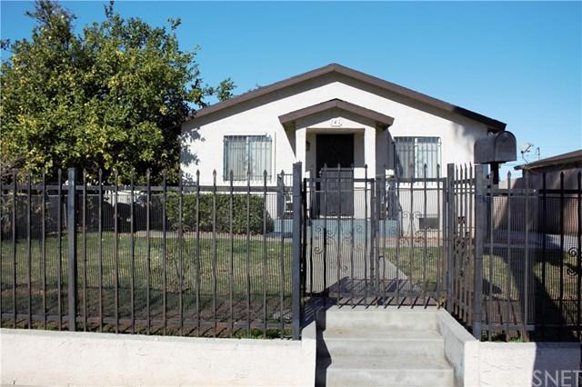 141 W 113th Street, Los Angeles (City), CA 90061 (#SR18016467) :: Bauhaus Realty