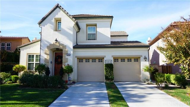27073 Maple Tree Court, Valencia, CA 91381 (#SR18012305) :: The Brad Korb Real Estate Group