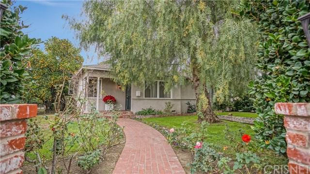 12225 Hatteras Street, Valley Glen, CA 91607 (#SR18016864) :: The Brad Korb Real Estate Group