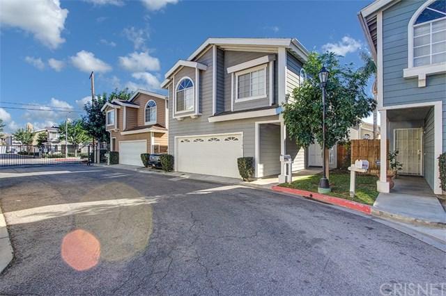 15106 Bedford Lane #37, North Hills, CA 91343 (#SR18016926) :: The Brad Korb Real Estate Group