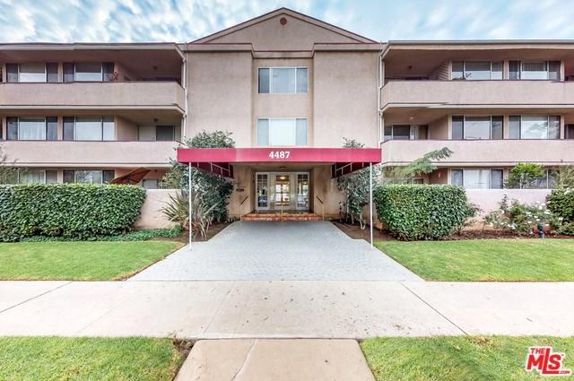 4487 Colbath Avenue #311, Sherman Oaks, CA 91423 (#18306294) :: The Brad Korb Real Estate Group