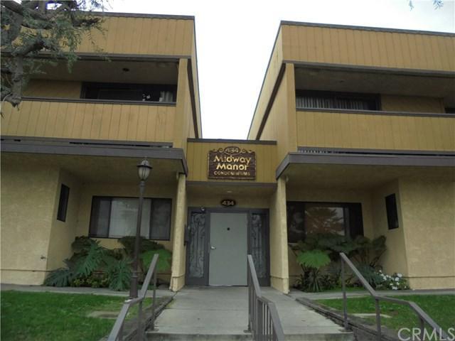 434 W 223rd Street #124, Carson, CA 90745 (#PW18017065) :: Kato Group