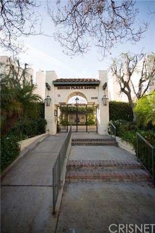 5255 Zelzah Avenue #116, Encino, CA 91316 (#SR18016276) :: The Brad Korb Real Estate Group