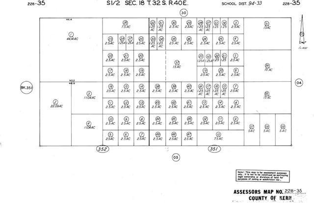 225 St E And South Of Gordon Boulevard, Boron, CA 93501 (#SR18015940) :: Jett Real Estate Group