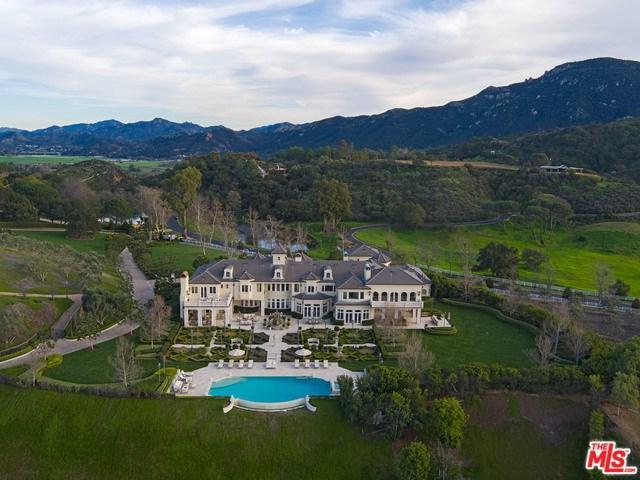 2500 White Stallion Road, Thousand Oaks, CA 91361 (#18308732) :: Pismo Beach Homes Team