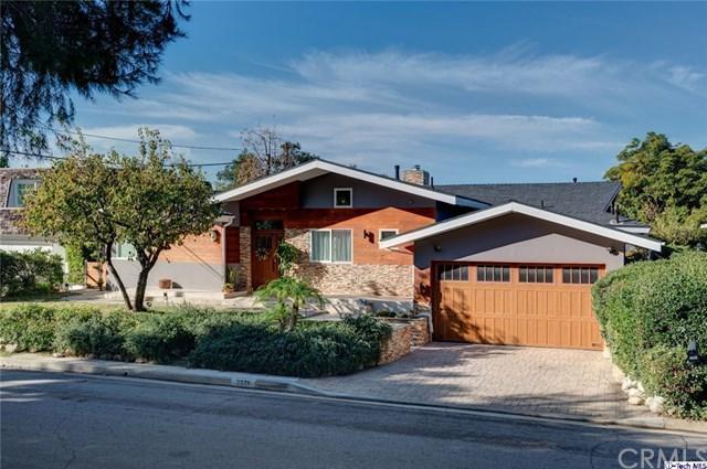5525 Stardust Road, La Canada Flintridge, CA 91011 (#318000408) :: Fred Sed Realty