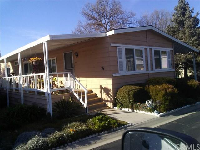 10025 El Camino Real #94, Atascadero, CA 93422 (#NS18025625) :: RE/MAX Parkside Real Estate