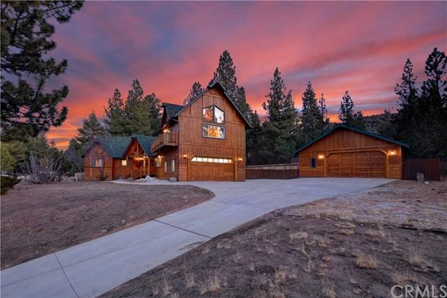 46967 Forest Hill Drive, Big Bear, CA 92314 (#EV18025335) :: Impact Real Estate