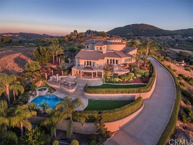12486 Mirar De Valle, Valley Center, CA 92082 (#SW18025736) :: Allison James Estates and Homes