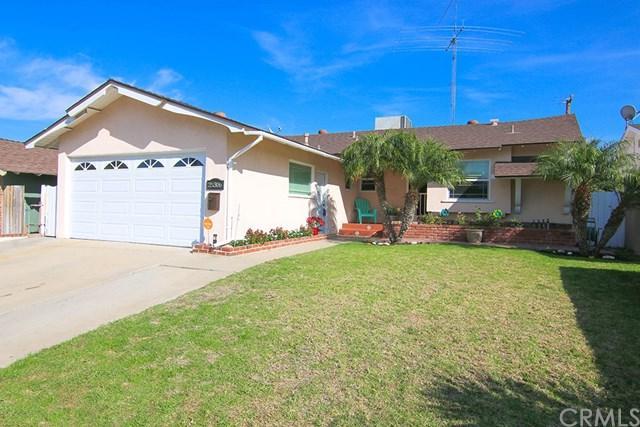 25306 Doria Avenue, Lomita, CA 90717 (#SB18027797) :: Keller Williams Realty, LA Harbor