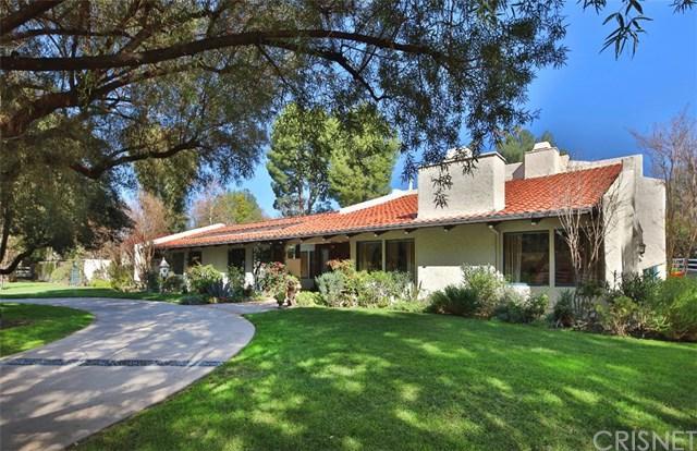 5464 Jed Smith Road, Hidden Hills, CA 91302 (#SR18024512) :: RE/MAX Masters
