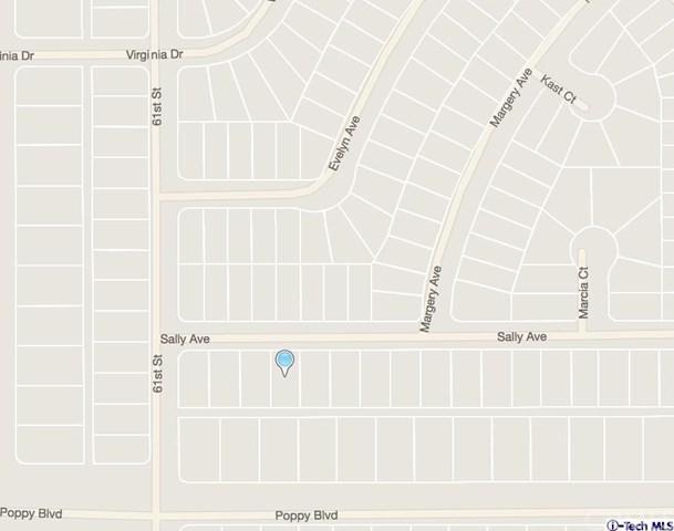 0 Sally Avenue, California City, CA 93505 (#318000448) :: Barnett Renderos