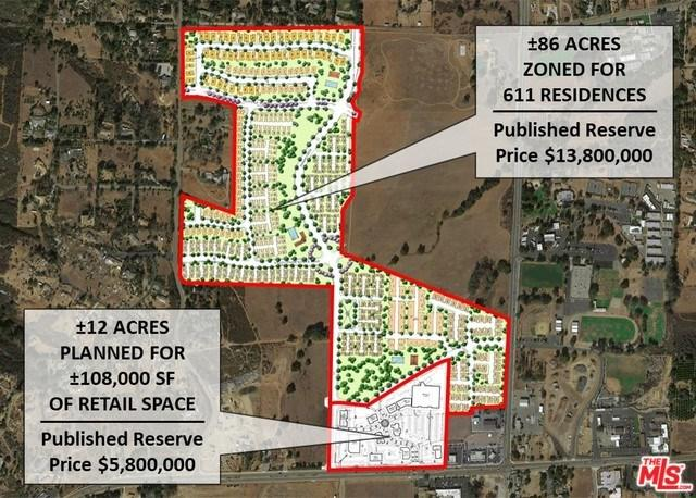 0 Intersection Of Valley Center And Cole Grade Road, Valley Center, CA 92082 (#18311334) :: Allison James Estates and Homes