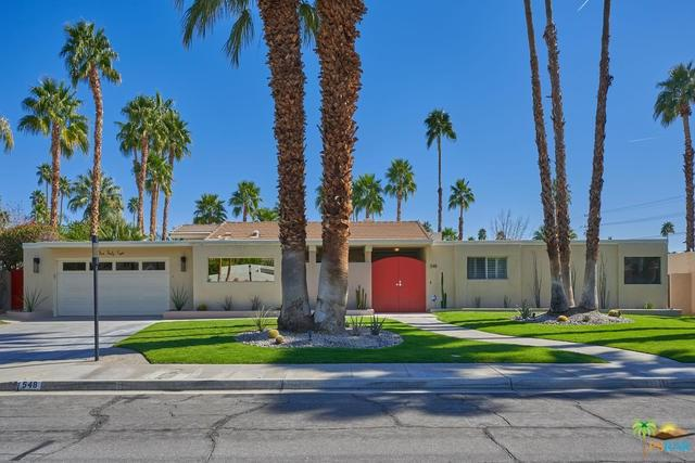 548 N Saturmino Drive, Palm Springs, CA 92262 (#18311014PS) :: The Darryl and JJ Jones Team