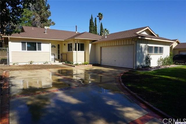 16309 Kalisher Street, Granada Hills, CA 91344 (#318000524) :: The Darryl and JJ Jones Team