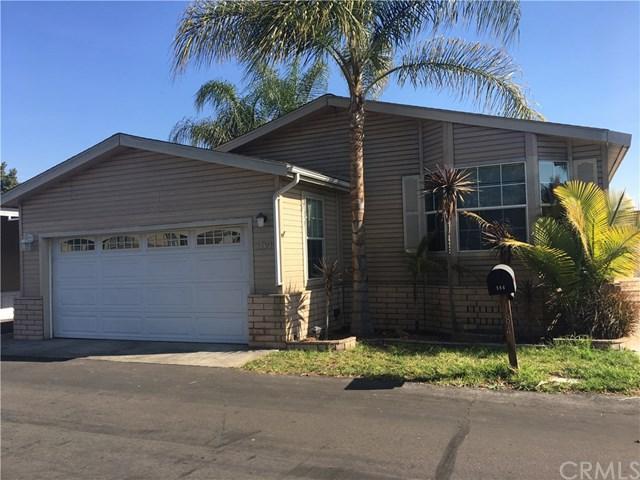 9080 Bloomfield Avenue #184, Cypress, CA 90630 (#OC18030207) :: Kato Group