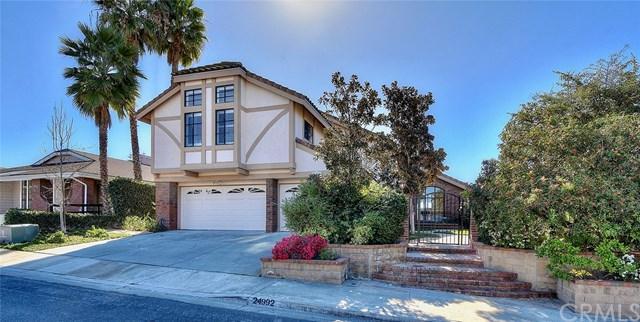 24992 Sausalito Street, Laguna Hills, CA 92653 (#OC18031359) :: Z Team OC Real Estate