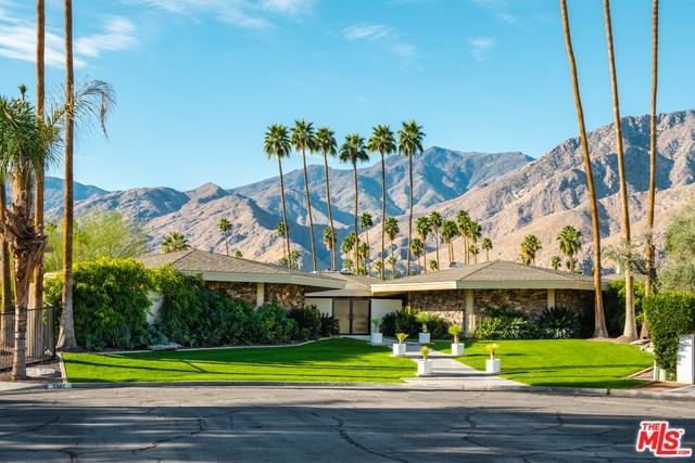 2587 S Pequeno Circle, Palm Springs, CA 92264 (#18302956) :: The Darryl and JJ Jones Team