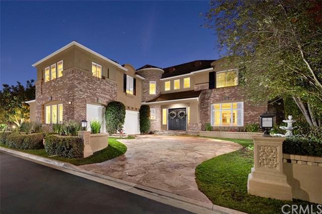 31 Sea Terrace, Newport Coast, CA 92657 (#NP18023084) :: Fred Sed Realty