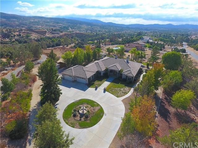 41125 Via Del Toronjo, Temecula, CA 92592 (#SW18034595) :: Allison James Estates and Homes