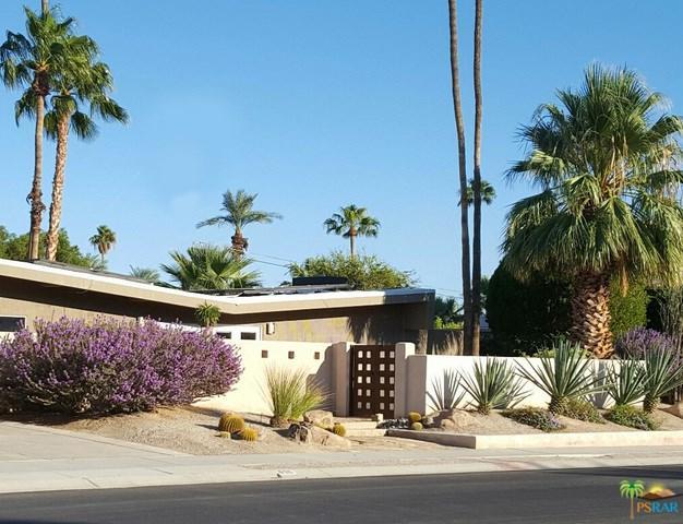 690 N Monterey Road, Palm Springs, CA 92262 (#18312336PS) :: Realty Vault
