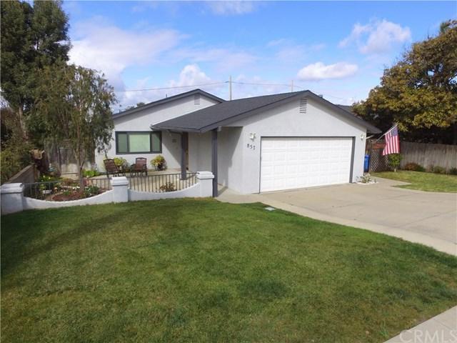 857 N 1st Street, Grover Beach, CA 93433 (#PI18034667) :: Pismo Beach Homes Team